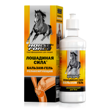 Horse Force Lošadinaja sila gēls balzāms ķermenim 500ml