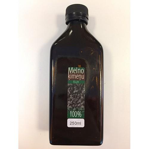 100% melno ķimeņu eļļa 250ml