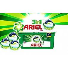 Ariel 3in1 Pods  Color veļas mazgāšanas kapsulas (26 gab.)