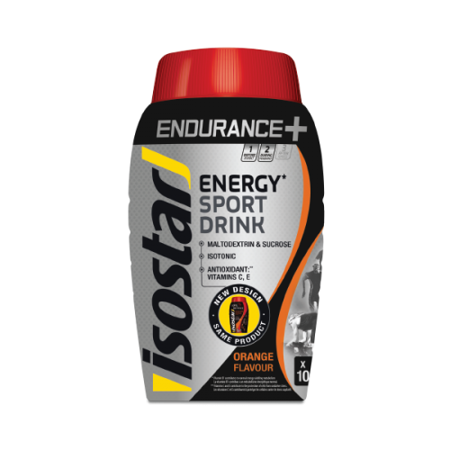 ISOSTAR Pulveris Endurance+ Orange 790g