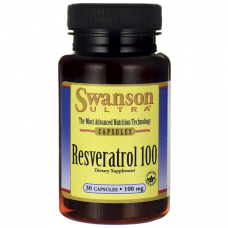 SWANSON  Resveratrols 100 N30