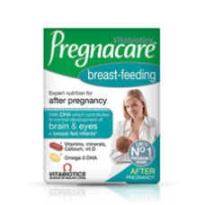 Vitabiotics Pregnacare® breast-feeding N56/28