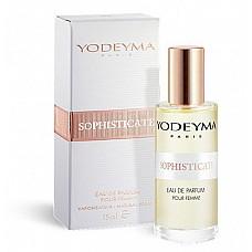 Yodeyma SOPHISTICATE EDP 15ml (analogs THE ONE Dolce & Gabbana)