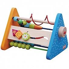 Wooden Caterpillar (2011) Jumini attīstoš.rotaļlieta