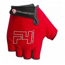 F4 Baby Red (3) Polednik bērnu velo cimdi