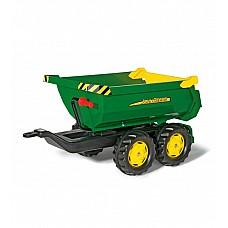 Piekabe traktoriem rollyHalfpipe John Deere 122165 Vācija