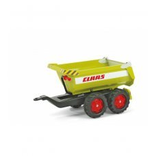 Piekabe traktoriem rollyHalfpipe CLAAS 122219 Vācija