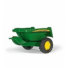 Piekabe mazā traktoriem rollyKipper II John Deere 128822 Vācija