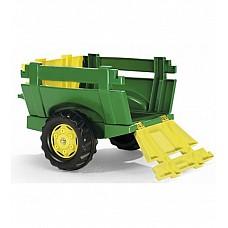 Piekabe traktoriem rollyFarm Trailer John Deere 122103 Vācija