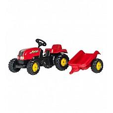 Bērnu traktors ar pedāļiem rollyKid- X  (2,5-5g.) 012121 Vācija