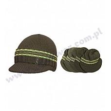 50-54 cm cepure militārā krāsas ar nagu P-CZ-264E