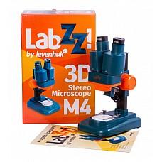 Mikroskops bērniem Levenhuk Labzz M4 Stereo PLUS 70789