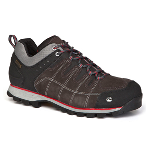 Kross Hurricane Evo Low 45.5 BrownRed / Trk apavi Trezeta (20657)