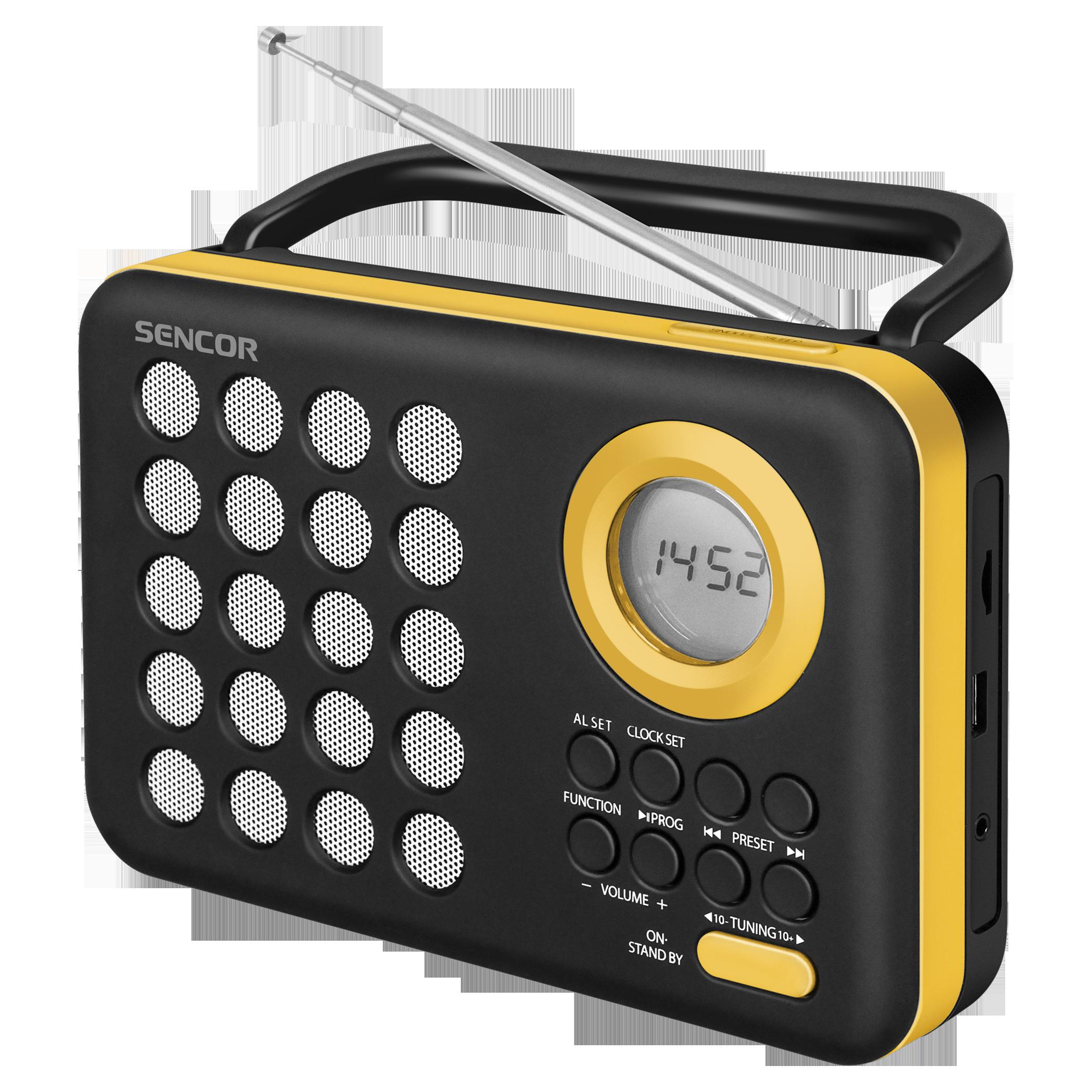Sencor Digitālais FM Radio  SRD 220 BS